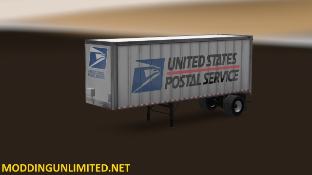 ATS USPS Short Box
