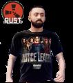 RUST Justice Leauge Black-T