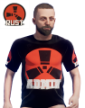 RUST Admin Black T-Shirt