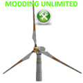 FS19 Placeable Wind Turbine v1.0.2