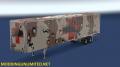 ATS Medical Desert Camo SCS Long Box