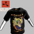 RUST Stratus_B Black Tee