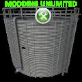 FS19 Placeable Metal Water Tank w/Light