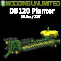 [FS19] JD DB120 Planter